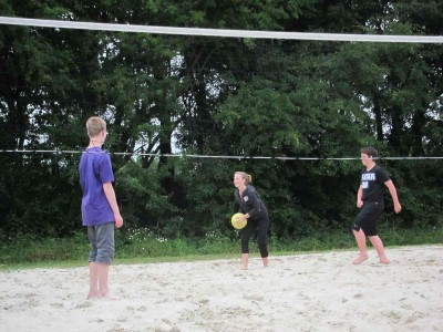 Beachvolley i fritiden